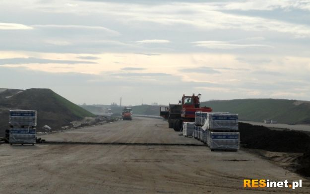 A4 na wschód od Rzeszowa wciąż w budowie - Aktualności Rzeszów