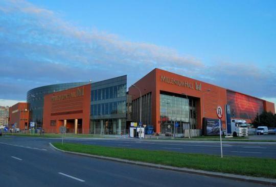 II urodziny Millenium Hall - Aktualności Rzeszów