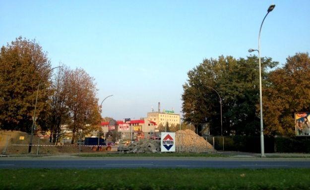 Zamknięta ul. Warszawska i al. Wyzwolenia - Aktualności Rzeszów