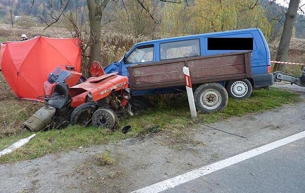 Tragiczny weekend na drogach regionu - Aktualności Podkarpacie