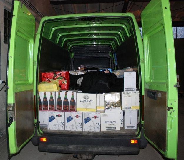 500 litrów wina zatrzymano na granicy - Aktualności Podkarpacie