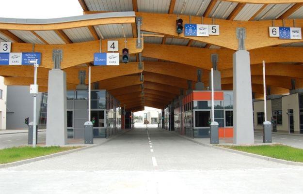 Nowe przejście graniczne w Budomierzu - Aktualności Podkarpacie
