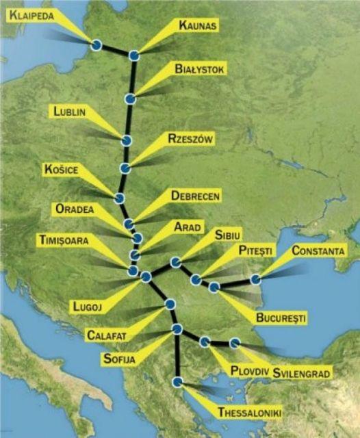 Via Carpatia przepadła w Parlamencie Europejskim  - Aktualności Podkarpacie