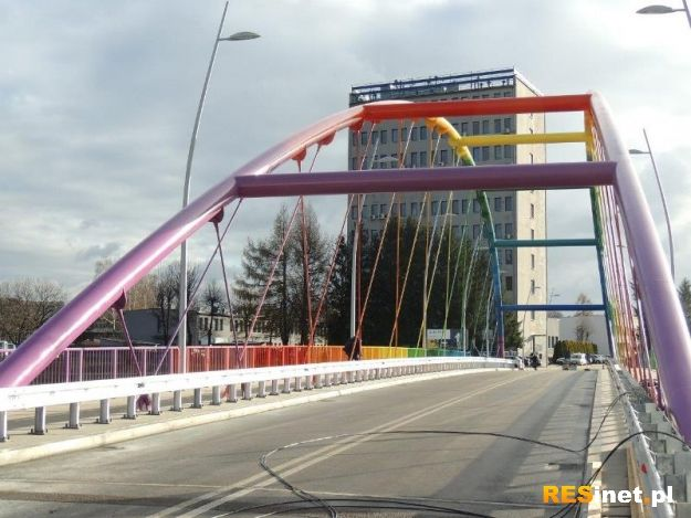 Most Narutowicza otwarty dla kierowców - Aktualności Rzeszów