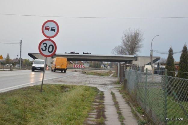 Problemy na budowie A4 w Woli Małej. Osiada wiadukt  - Aktualności Podkarpacie