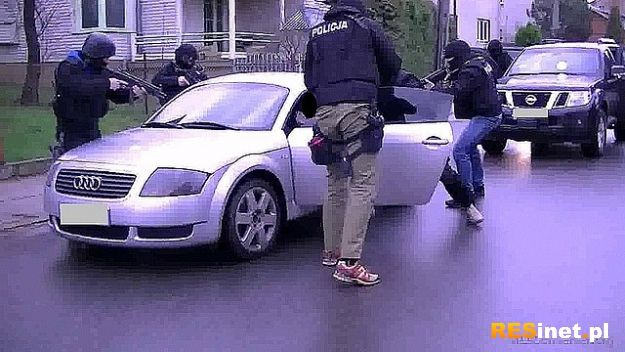 CBŚ rozbiło grupę przestępczą - Aktualności Podkarpacie
