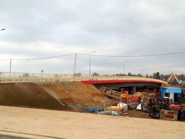 Nowy most w Krośnie włączony do ruchu  - Aktualności Podkarpacie