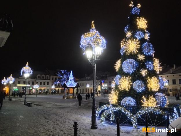 Rzeszów najpiękniej oświetlonym miastem w Polsce? - Aktualności Rzeszów