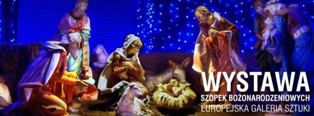Wystawa Szopek Bożonarodzeniowych w Millenium Hall - Aktualności Rzeszów