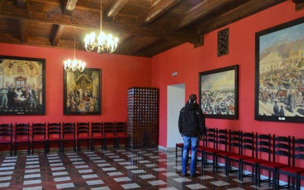 Nowe atrakcje w starym zamku - Aktualności Podkarpacie