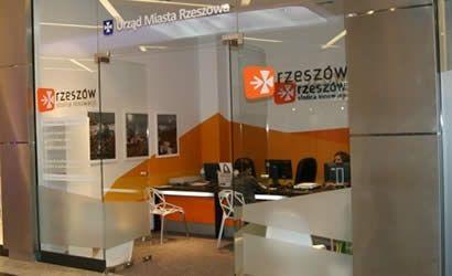 Nowy punkt Urzędu Miasta Rzeszowa - Aktualności Rzeszów