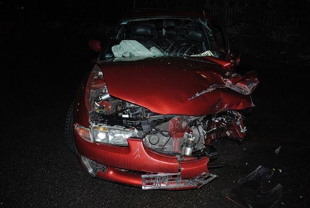 Wypadek drogowy w Nisku - Aktualności Podkarpacie