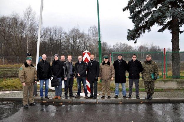 Goście z Finlandii odwiedzili BOSG - Aktualności Podkarpacie