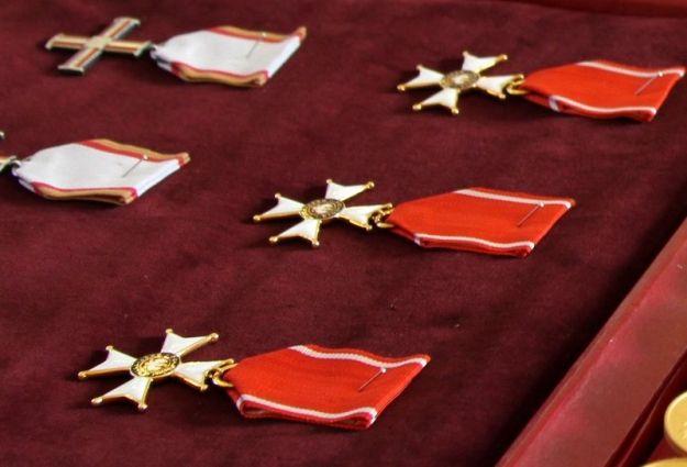 Uhonorowano zasłużonych - Aktualności Rzeszów