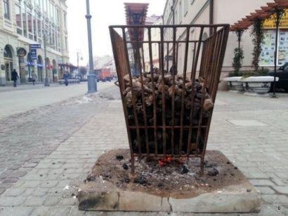 Koksowniki w głównych częściach miasta - Aktualności Rzeszów