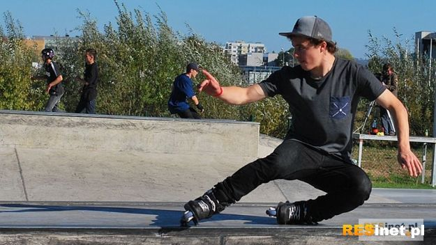 Skatepark przez cały rok - Aktualności Rzeszów