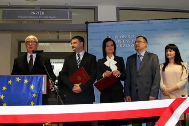 Rzeszowskie prokuratury w nowej siedzibie - Aktualności Rzeszów