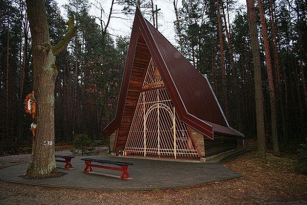 Obrabowali leśną kapliczkę - Aktualności Podkarpacie