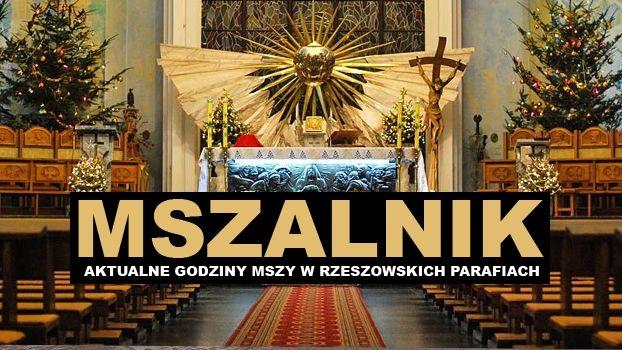 Sprawdź godziny mszy w podkarpackich kościołach - Aktualności Podkarpacie