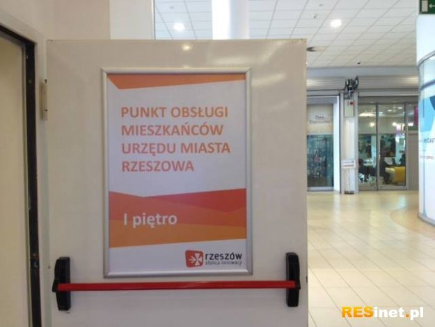 (FOTO) Nowy Punkt Obsługi Mieszkańców Urzędu Miasta - Aktualności Rzeszów