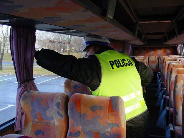 Pijany kierowca autokaru miał wieźć dzieci - Aktualności Podkarpacie