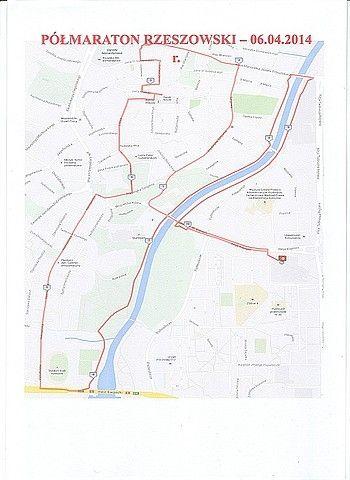 Półmaraton Rzeszowski – dokładane trasy biegów - Aktualności Rzeszów