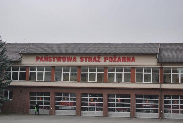 Pożar traw przy ul. Borowej - Aktualności Rzeszów