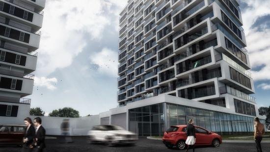 To będą najwyższe budynki na Podkarpaciu. Powstanie ponad 300 mieszkań i Park Tematyczny  - Aktualności Rzeszów - zdj. 4