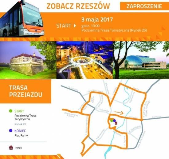 Wracają darmowe wycieczki po Rzeszowie - Aktualności Rzeszów - zdj. 1