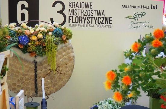 Niesamowite kompozycje z kwiatów do obejrzenia w Millenium Hall (ZDJĘCIA) - Aktualności Rzeszów - zdj. 2