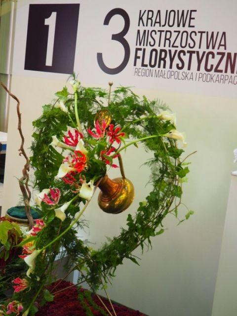 Niesamowite kompozycje z kwiatów do obejrzenia w Millenium Hall (ZDJĘCIA) - Aktualności Rzeszów - zdj. 7