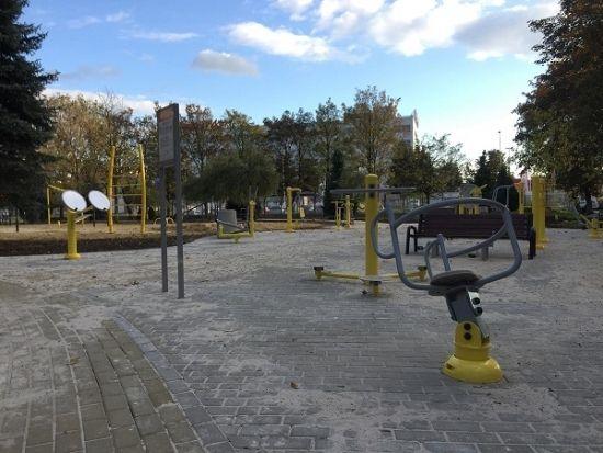 FOTO. Przy ul. Popiełuszki powstał park aktywności dla seniorów. W piątek uroczyste otwarcie - Aktualności Rzeszów - zdj. 1
