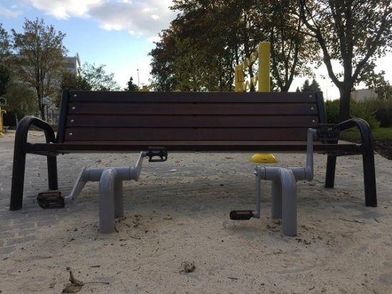 FOTO. Przy ul. Popiełuszki powstał park aktywności dla seniorów. W piątek uroczyste otwarcie - Aktualności Rzeszów - zdj. 2