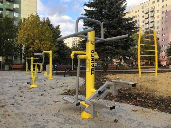 FOTO. Przy ul. Popiełuszki powstał park aktywności dla seniorów. W piątek uroczyste otwarcie - Aktualności Rzeszów - zdj. 4