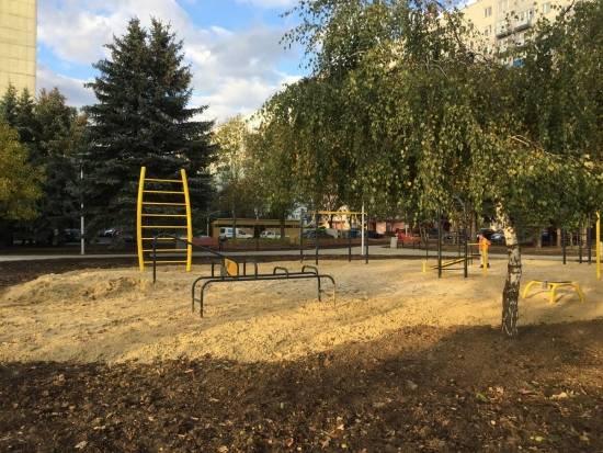 FOTO. Przy ul. Popiełuszki powstał park aktywności dla seniorów. W piątek uroczyste otwarcie - Aktualności Rzeszów - zdj. 6