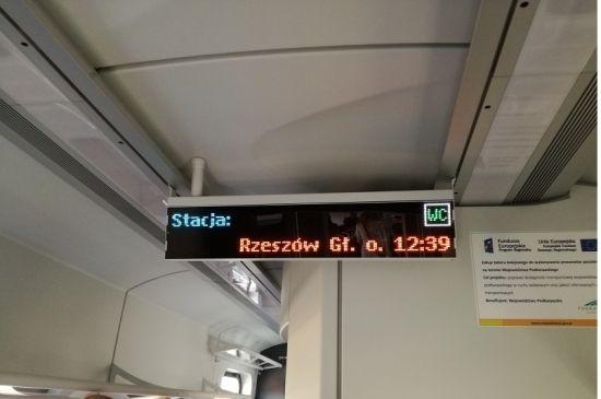 Dwa nowe pociągi o napędzie spalinowym zaczynają prace na Podkarpackich torach - Aktualności Rzeszów - zdj. 1