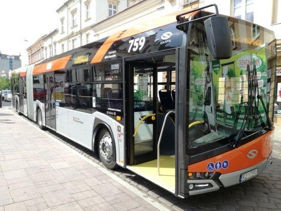 Pierwsze przegubowce na ulicach Rzeszowa już wkrótce. Autobusy Solaris obsłużą najbardziej obciążone linie [FOTO] - Aktualności Rzeszów - zdj. 1