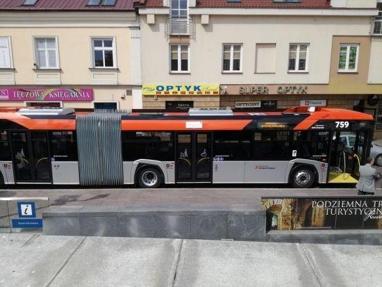 Pierwsze przegubowce na ulicach Rzeszowa już wkrótce. Autobusy Solaris obsłużą najbardziej obciążone linie [FOTO] - Aktualności Rzeszów - zdj. 2