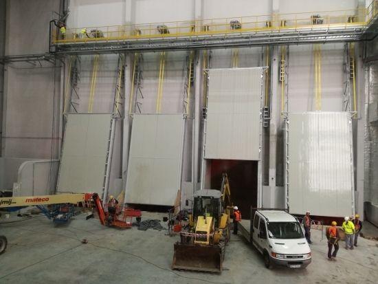 Spalarnia odpadów ITPOE od środka. Bramki radiometryczne uniemożliwią spalanie materiałów radioaktywnych [FOTO] - Aktualności Rzeszów - zdj. 2