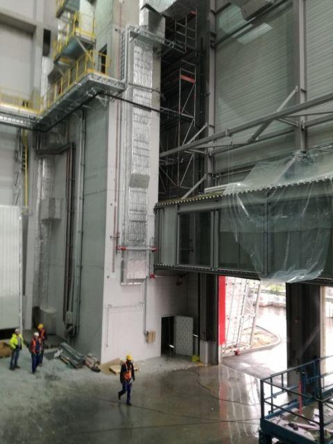 Spalarnia odpadów ITPOE od środka. Bramki radiometryczne uniemożliwią spalanie materiałów radioaktywnych [FOTO] - Aktualności Rzeszów - zdj. 3