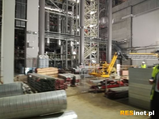 Spalarnia odpadów ITPOE od środka. Bramki radiometryczne uniemożliwią spalanie materiałów radioaktywnych [FOTO] - Aktualności Rzeszów - zdj. 6