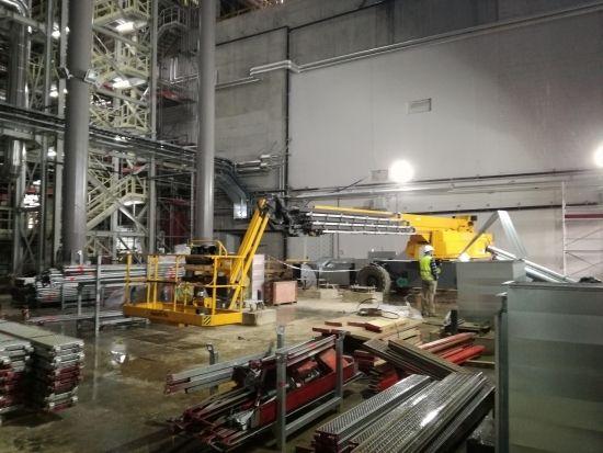 Spalarnia odpadów ITPOE od środka. Bramki radiometryczne uniemożliwią spalanie materiałów radioaktywnych [FOTO] - Aktualności Rzeszów - zdj. 7