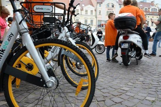 Nowe rowery miejskie i skutery elektryczne już dostępne dla mieszkańców Rzeszowa - Aktualności Rzeszów - zdj. 3