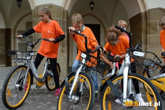 Nowe rowery miejskie i skutery elektryczne już dostępne dla mieszkańców Rzeszowa - Aktualności Rzeszów - zdj. 5