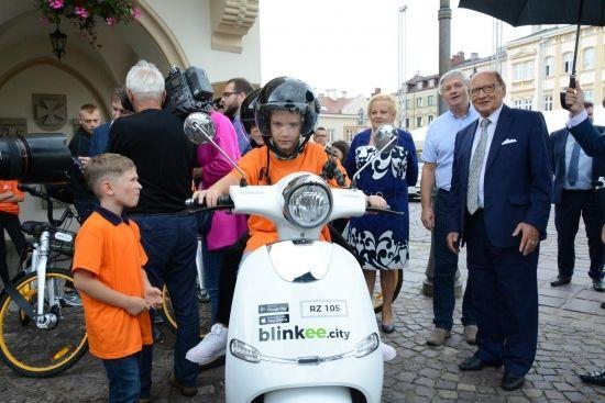 Nowe rowery miejskie i skutery elektryczne już dostępne dla mieszkańców Rzeszowa - Aktualności Rzeszów - zdj. 7