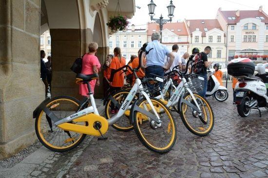 Nowe rowery miejskie i skutery elektryczne już dostępne dla mieszkańców Rzeszowa - Aktualności Rzeszów - zdj. 9