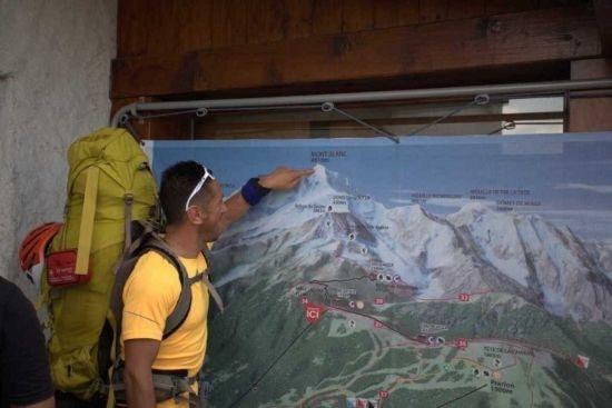Pracownik Uniwersytetu Rzeszowskiego zdobył Mont Blanc. Wyczynu dokonał dr hab. Sławomir Drozd [ZDJĘCIA] - Aktualności Rzeszów - zdj. 3