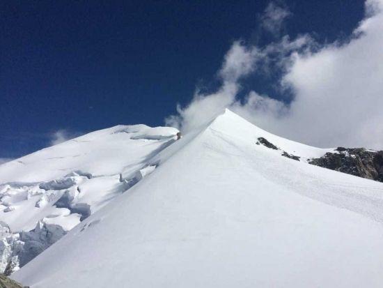 Pracownik Uniwersytetu Rzeszowskiego zdobył Mont Blanc. Wyczynu dokonał dr hab. Sławomir Drozd [ZDJĘCIA] - Aktualności Rzeszów - zdj. 5