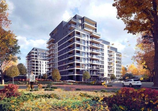 Przy hali Podpromie powstaje Wikana Square. Stworzą 275 mieszkań do 2021 roku [WIZUALIZACJE] - Aktualności Rzeszów - zdj. 3