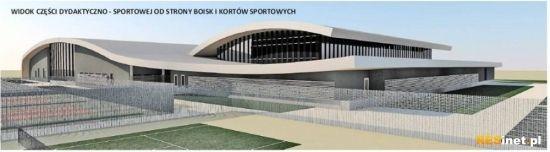 W przyszłym tygodniu wmurowanie kamienia węgielnego pod budowę Podkarpackiego Centrum Lekkoatletycznego UR - Aktualności Rzeszów - zdj. 3